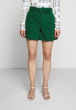 Proenza Schouler - WASHED BELTED - Shorts - spring green