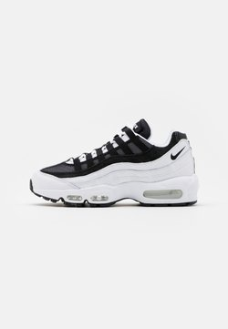Nike Sportswear - AIR MAX 95 - Sneakersy niskie - white/black