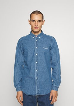 PS Paul Smith - TAILORED FIT HAPPY - Camisa - blue denim