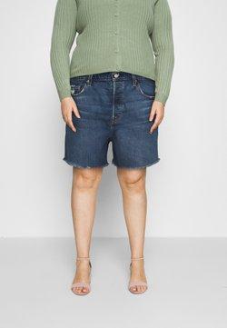 Levi's® Plus - 501 ORIGINAL SHORT - Jeansshorts - charleston outlasted