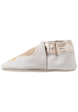 Robeez - FREE LOVE - Chaussons pour bébé - beige/clair or
