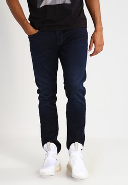G-Star - 3301 TAPERED - Jeans Relaxed Fit - dark-blue denim