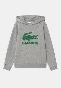 Lacoste - LOGO UNISEX - Hoodie - argent