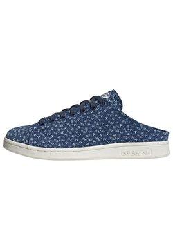 adidas Originals - STAN SMITH MULE SHOES - Slipper - blue