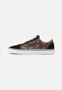 Vans - OLD SKOOL UNISEX - Zapatillas - black/true white