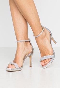 Buffalo - MONROE - High Heel Sandalette - silver