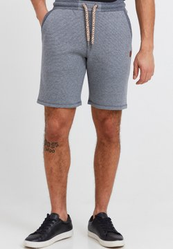 Solid - Shorts - insignia blue melange