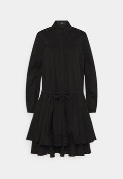Steffen Schraut - BROOKE FANCY DRESS - Vestido camisero - black