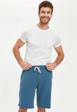 DeFacto - SLIM FIT - Shortsit - blue