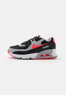 Nike Sportswear - AIR MAX 90  - Matalavartiset tennarit - white/dark beetroot/pink foam