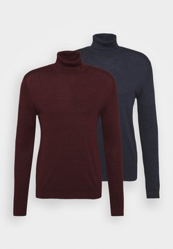 Topman - ROLL 2 PACK - Pullover - multi-coloured
