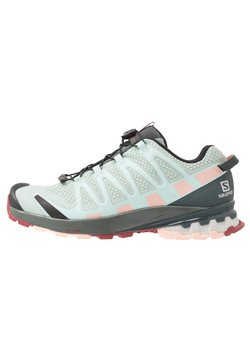 Salomon - XA PRO 3D - Zapatillas de trail running - aqua gray/urban chic/tropical peach