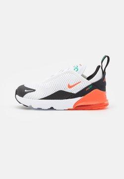 Nike Sportswear - AIR MAX 270 BT UNISEX - Sneakers laag - white/turf orange/stadium green/black
