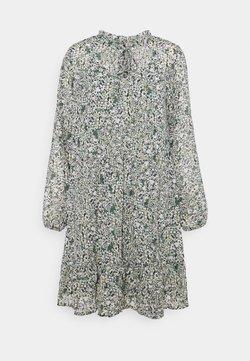 b.young - BYISAK DRESS - Freizeitkleid - off white