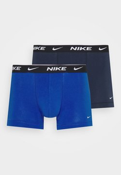 Nike Underwear - TRUNK 2PK COTTON STRETCH - Shorty - blue
