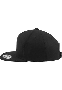 Flexfit - MELTON  SNAPBACK - Cappellino - black