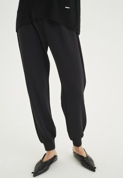 InWear - Jogginghose - black