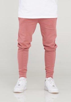 SOULSTAR - LINOS - Jogginghose - dusty pink (hellpink)