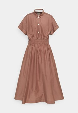 Paul Smith - WOMENS DRESS - Freizeitkleid - brown