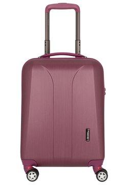 march luggage - Valise à roulettes - burgundi brushed