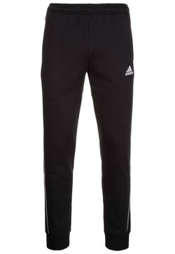 adidas Performance - CORE 18  - Jogginghose - black/white