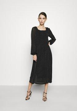 YAS - YASBLAKY MIDI DRESS - Cocktail dress / Party dress - black