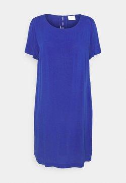 Vila - VILANA PRIMERA DRESS - Day dress - mazarine blue