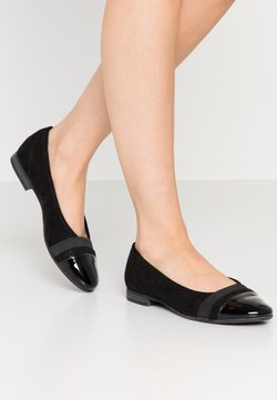 Jana - Ballerina's - black
