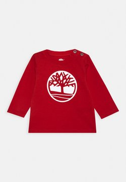 Timberland - LONG SLEEVE BABY - Longsleeve - bright red