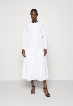 IVY & OAK - ORTENSIA - Vestido camisero - bright white