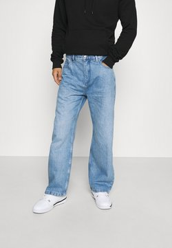 Afends - PABLO - Relaxed fit jeans - stone blue