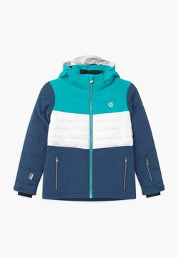 Dare 2B - FREEZE UP UNISEX - Snowboardjacke - light blue/white/dark blue