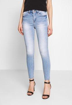 Vila - VIEKKO - Slim fit jeans - light blue