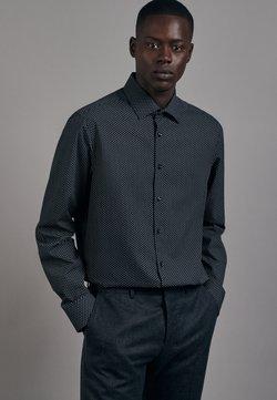 Seidensticker - REGULAR FIT - Businesshemd - schwarz