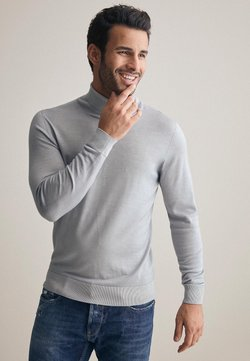 Falconeri - ULTRALIGHT - Strickpullover - light grey