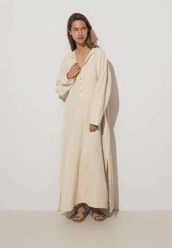 OYSHO - Korte jurk - beige
