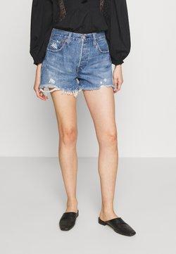 Levi's® - 501® ORIGINAL - Jeans Shorts - athens mid short