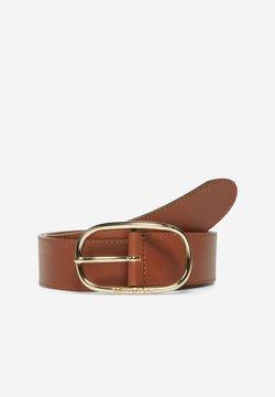 Marc O'Polo - Gürtel - maroon brown