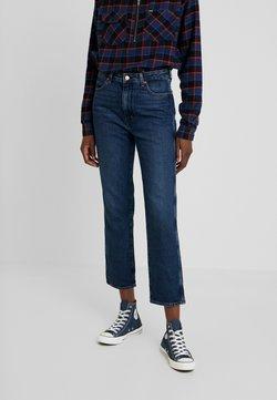 Wrangler - THE RETRO - Jeans baggy - authentic dark