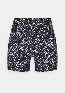 Cotton On Body - GET CHEEKY SHORTIE SHORT - Medias - black