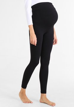 Spanx - LOOK AT ME NOW  - Leggings - Stockings - very black