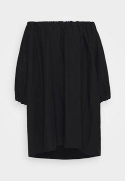 Weekday - TUVA DRESS - Sukienka letnia - black