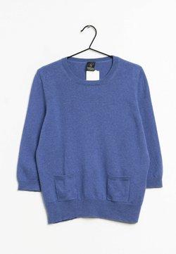 MADELEINE - Strickpullover - blue