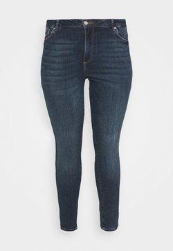 Vero Moda Curve - VMSOPHIA - Jeansy Skinny Fit - dark blue denim