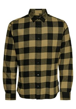 Only & Sons - ONSGUDMUND CHECKED - Hemd - green