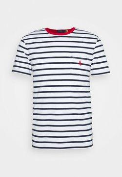 Polo Ralph Lauren - T-Shirt print - french navy