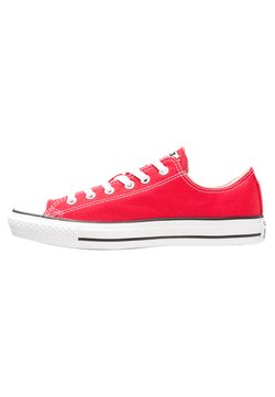 Converse - CHUCK TAYLOR ALL STAR OX - Sneakers laag - red