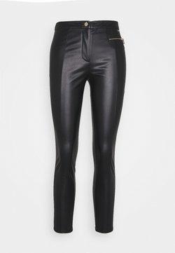 Armani Exchange - Leggings - Hosen - black
