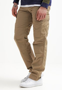 Carhartt WIP - PANT COLUMBIA - Pantaloni cargo - leather rinsed