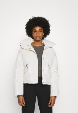 Molly Bracken - YOUNG LADIES WOVEN PADDED JACKET - Winterjacke - offwhite